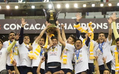 Las Águilas comenzarán la defensa de su título el 5 de agosto ante Motagua.