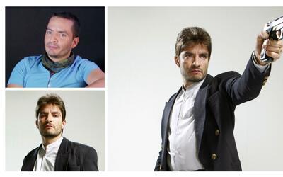 Juan Carlos Olivas, actor de la serie 'El Chapo', ha escuchado a niños q...