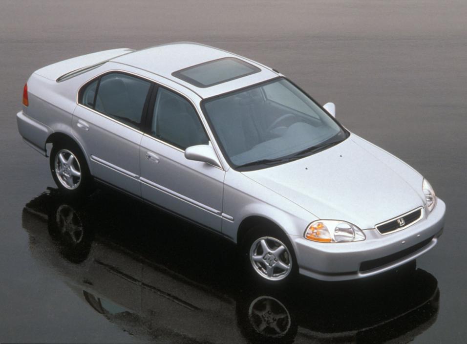 Los 10 autos más robados en Estados Unidos