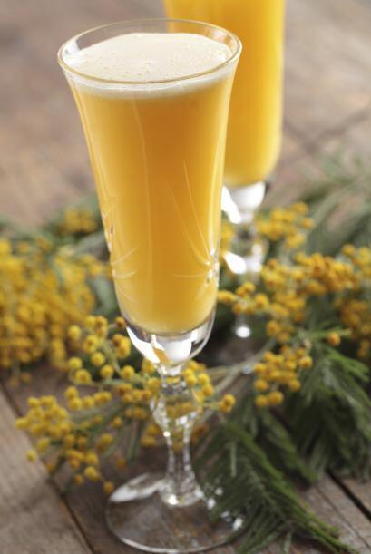 Una mimosa es ideal para toda ocasión, pero especialmente para esas maña...