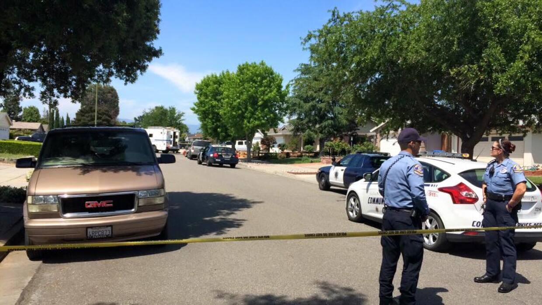 Los oficiales respondieron al lugar en torno a las 7:11 a.m. en donde se...