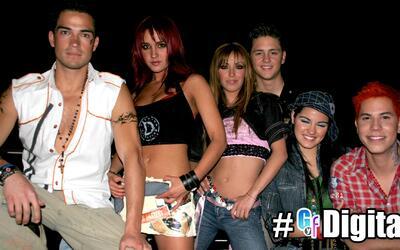 GYF digital: Los ex Rebeldes felicitaron a Anahí por su embarazo