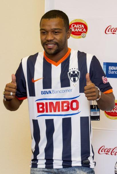 Dorlan Pabón  regresa a Rayados de Monterrey con ganas de revancha luego...