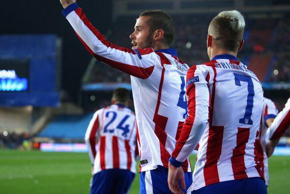 El Atlético de Madrid necesitó de los penales para definir...