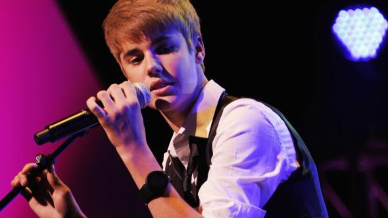 Justin Bieber quiere demostrar que no es padre de nadie.