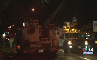 El choque de un auto provoca un apagón en Garden Grove