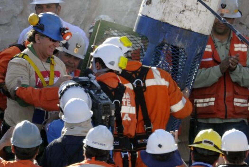 Henríquez ya había detectado algunos problemas al interior de la mina Sa...