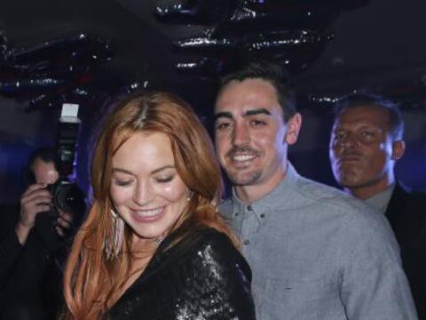Lindsay Lohan salió de fiesta con su hermanito Michael. Vota aqu&...