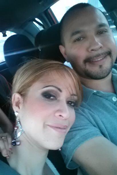 Eva Flores envió un saludo a su esposo, Ludwin y todo su amor por...