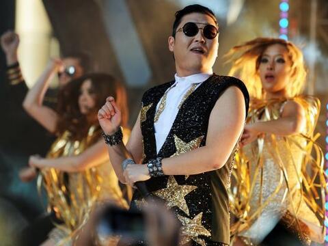 """Sólo cinco meses le bastaron a PSY, el creador de """"Gangnam S..."""