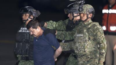 """¿Cuánto podría tardar la extradición de """"El Chapo"""" Guzmán a EEUU? chapo5..."""