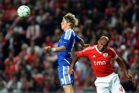 El delantero español Fernando Torres es uno de los jugadores que más par...