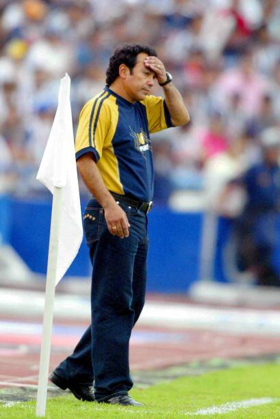Aun siendo el técnico que logró el bicampeonato, Hugo S&aa...