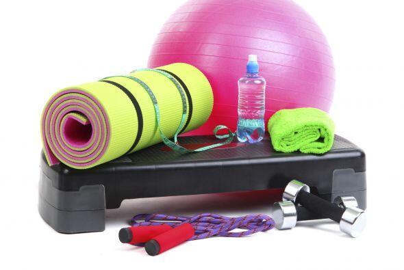 Te aburres fácilmente. Los ejercicios de CrossFit varían a diario, son r...