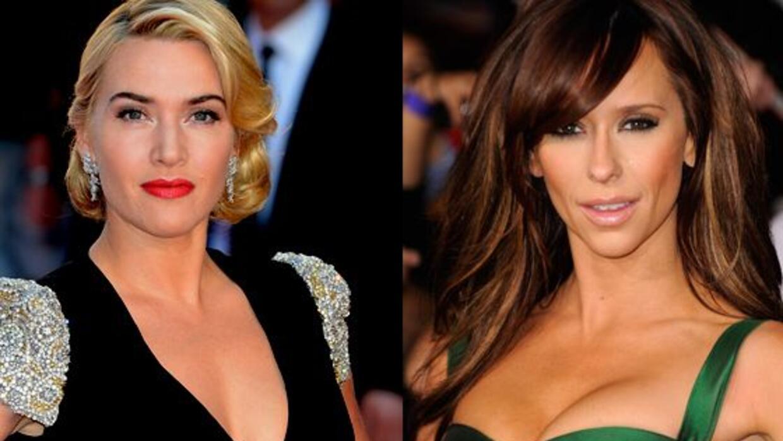 Jennifer Love Hewitt y Kate Winslet están embarazadas