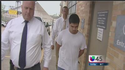 Luis Alfaro condenado a 20 años de prisión