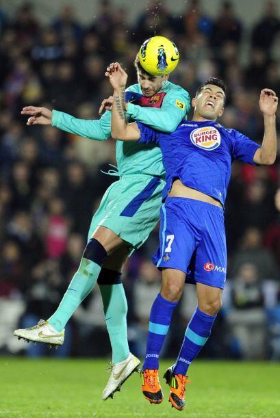 Barcelona buscando llegar al gol y un Getafe bien parado apostando al co...