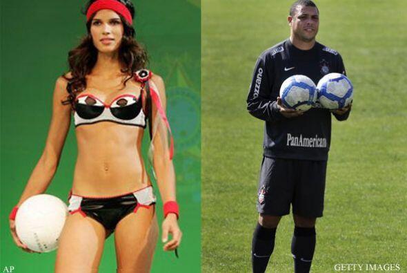 RAICA OLIVEIRA Y RONALDO: Esta relación entre el futbolista brasi...
