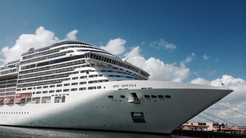 Es un destino popular en el Caribe.