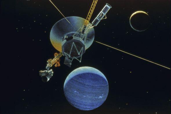 Neptuno tiene 13 satélites y es Tritón el de mayor tama&nt...
