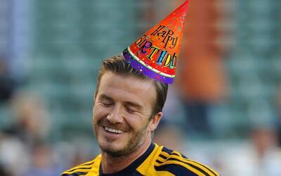 ¡Feliz cumpleaños, Becks! Lo mejor de David Beckham en la MLS