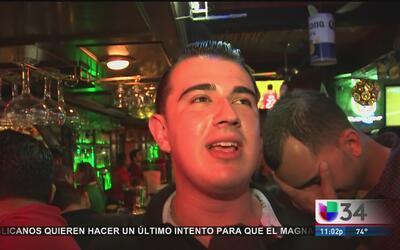 Afición angelina sufrió la derrota de México ante Chile en la Copa América