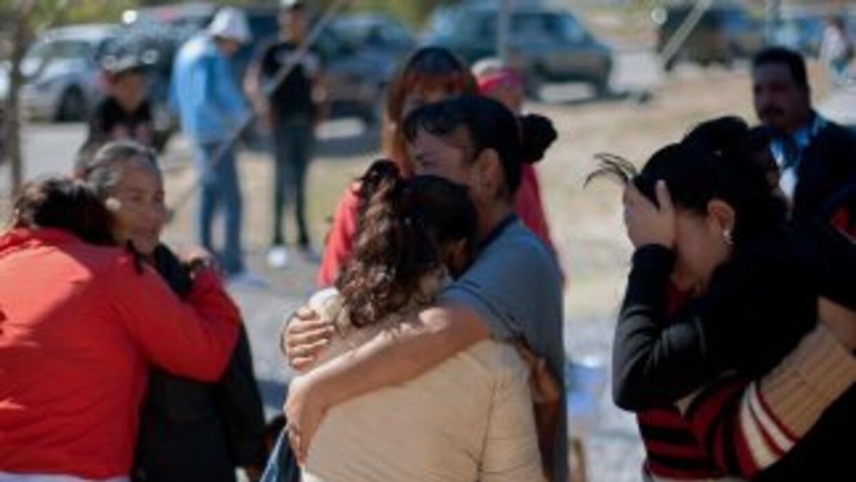 La violencia fraticida que vive México se cobra miles de víctimas cada a...