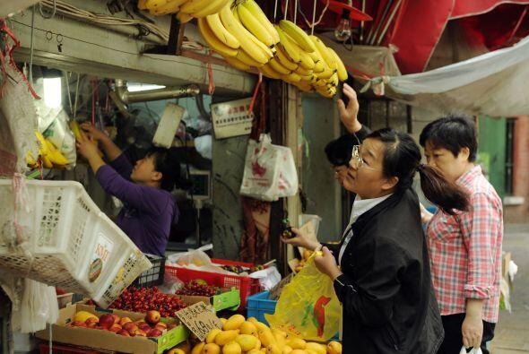 El crecimiento económico de China de los últimos 20 años coincidió con u...