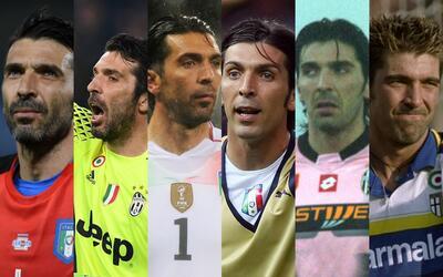 'Supieron gestionar el marcador': Buffon Buffon 1000 partidos.jpg