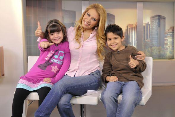 Jimena aseguró que Jesús y Karlita son unos chicos maravillosos.