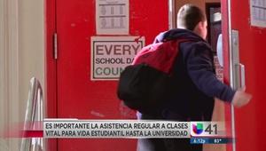 Buscan acabar con ausentismo estudiantil