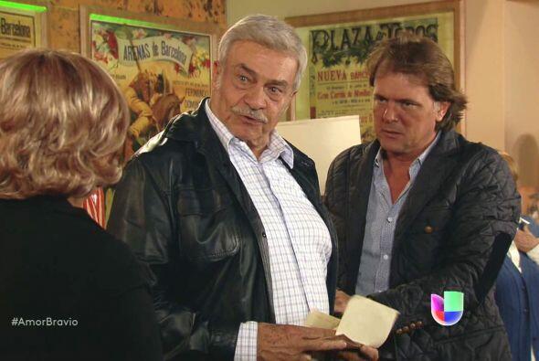 Ahora Cayetano sabe que Rocío sí amaba a Don Daniel y no p...