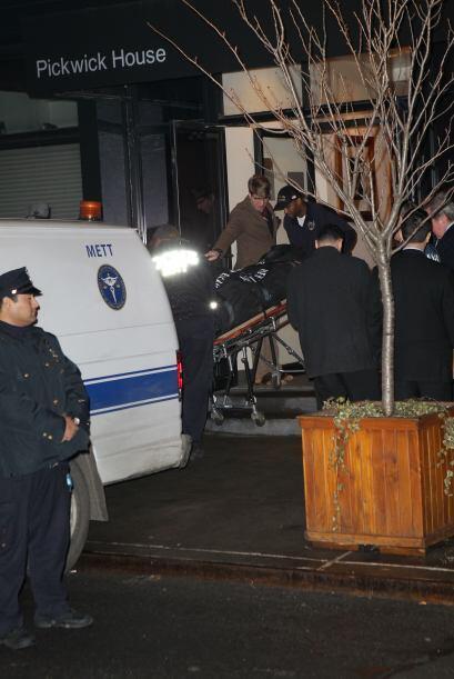 Según reportes de la policía que cita CNN, en el departame...