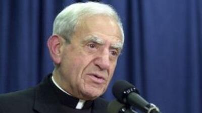 La Arquidiócesis de Filadelfia anunció el fallecimiento del Cardenal Ant...