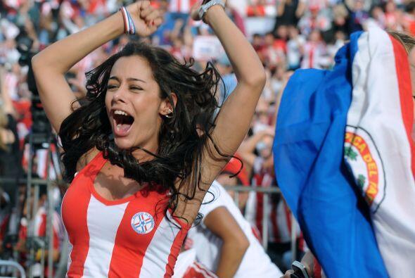 Desafortunadamente Paraguay no calificó a Río de Janeiro 2...