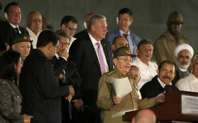 La Habana le da el último adiós a su comandante Fidel Castro