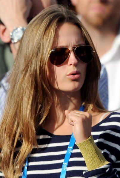 La novia del tenista escocés Andy Murray es la misma que le hab&i...