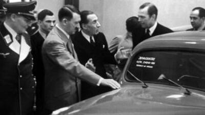 Renault fue acusado de traidor por fraternizar con los Nazis durante la...
