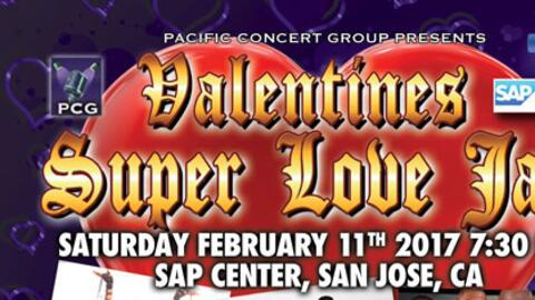 Saturday February 11th, 2017 at SAP Center
