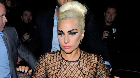 Lady Gaga por fin consiguió obtener su licencia de conducir