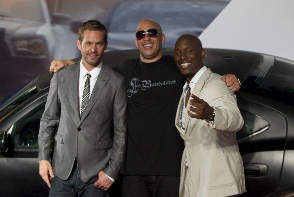 En esta ocasión, se sumaba Dwayne Johnson al reparto, en una nueva avent...