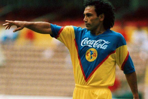 Hugo Sánchez: El máximo ídolo mexicano de los Pumas...