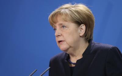 """Merkel califica de """"acto terrorista"""" el ataque en el mercado navideño de..."""