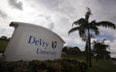 DeVry University tiene más de 42,000 estudiantes en más de...