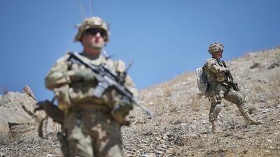 EEUU mantendrá 10,800 tropas en Afganistán en 2015