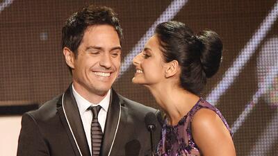 """¿Qué dirá Eugenio? Aislinn Derbez anunció: """"Voy a tener un bebé"""""""