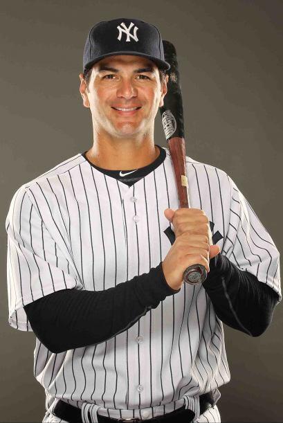 Eric Chavez llegó a los Yankees como agente libre, luego de vesti...