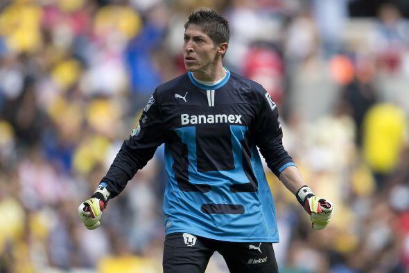 Alejandro Palacios: El arquero de Pumas fue pieza importante en el triun...