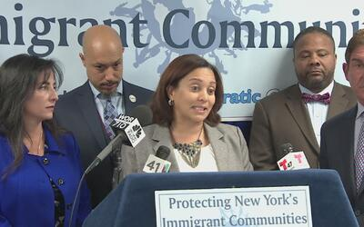 Grupo de demócratas pide a Nueva York ayudar a quienes están en peligro...