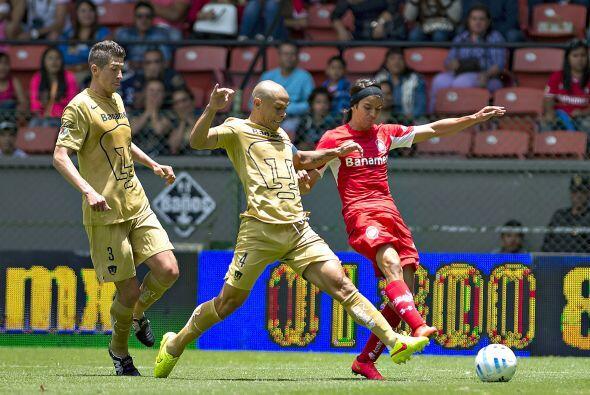 Darío Verón volvió a ser un jugador clave para los...